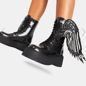 DK Angel of Darkness Boots *NEW PICS*